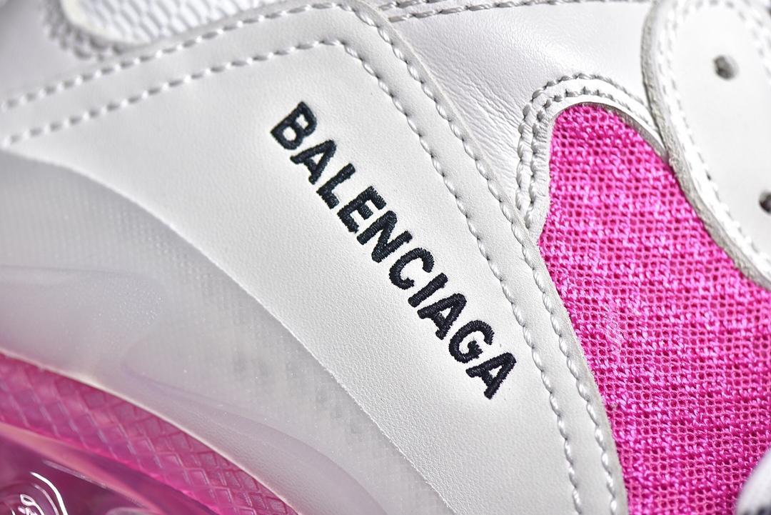 BALENCIAGA 19SS Triples 白粉 巴黎世家老爹鞋